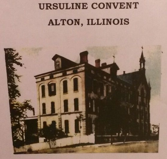 29. Ursuline Convent book