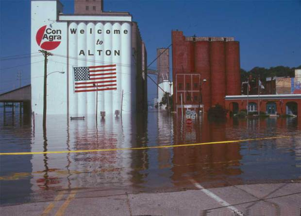 Image result for alton flood 1993