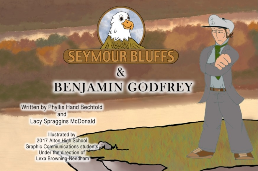Seymour Bluffs and Benjamin Godfrey